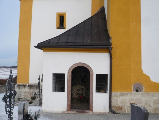 St.Georgen, Kapelle
